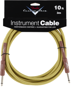 Fender Custom Shop Instrument Cable 10ft/3m