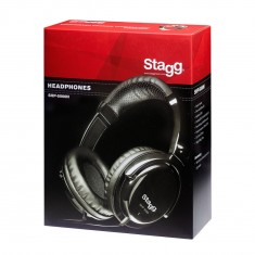 Stagg Pro DJ/ Monitor, closed-back, stereo headphones