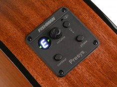 Salvador Cortez CC-22CE Electro Classical Guitar - Solid Cedar Top