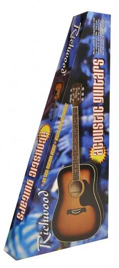 Richwood Artist Series RA 12 BUS - Blue Sunburst