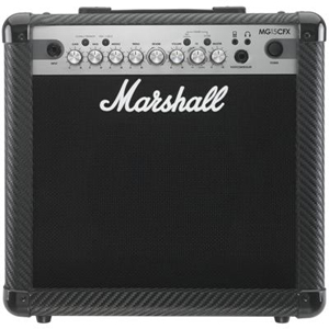 Marshall Carbon Series MG15CFX 15 Watt Combo with Effects