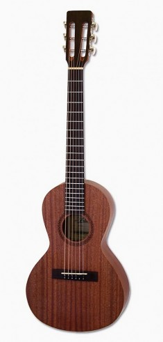 Aria ASA-18HN - Parlor Guitar - Natural