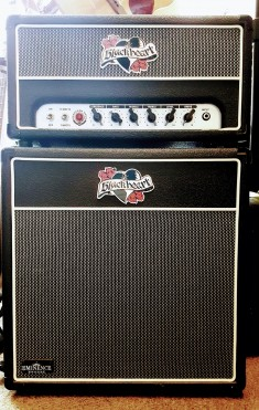 Blackheart BH15H Handsome Devil 15W Tube Amp Head and BH112 Little Giant Cab - Pre-Owned