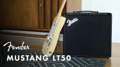 Fender Mustang LT50 - 50 watt Guitar Amplifier