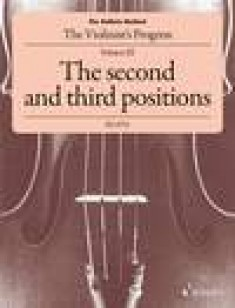 Doflein method vol 3 2nd and 3rd positions