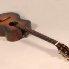 Freshman - Maple Ridge FA1FSBS - Folk Guitar - Sunburst Gloss