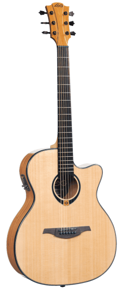 Lag Tramontane T80 ACE - Natural finish