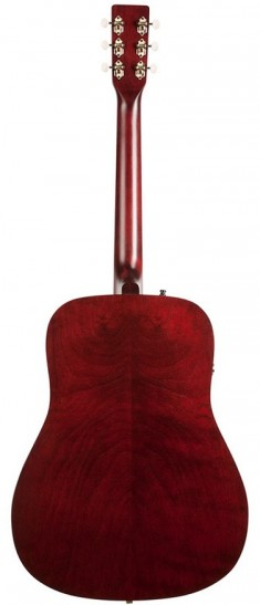 Art & Lutherie  - Americana Dreadnought - Tennesse Red