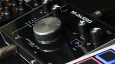 M-Audio M-Track 2x2 - 2 in 2 out 24 bit Audio Interface
