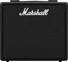 Marshall Code 25 - 25W Watt Digital Combo Amp with Bluetooth control