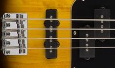 Squier Affinity Series™ Precision Bass® PJ PACK - Black