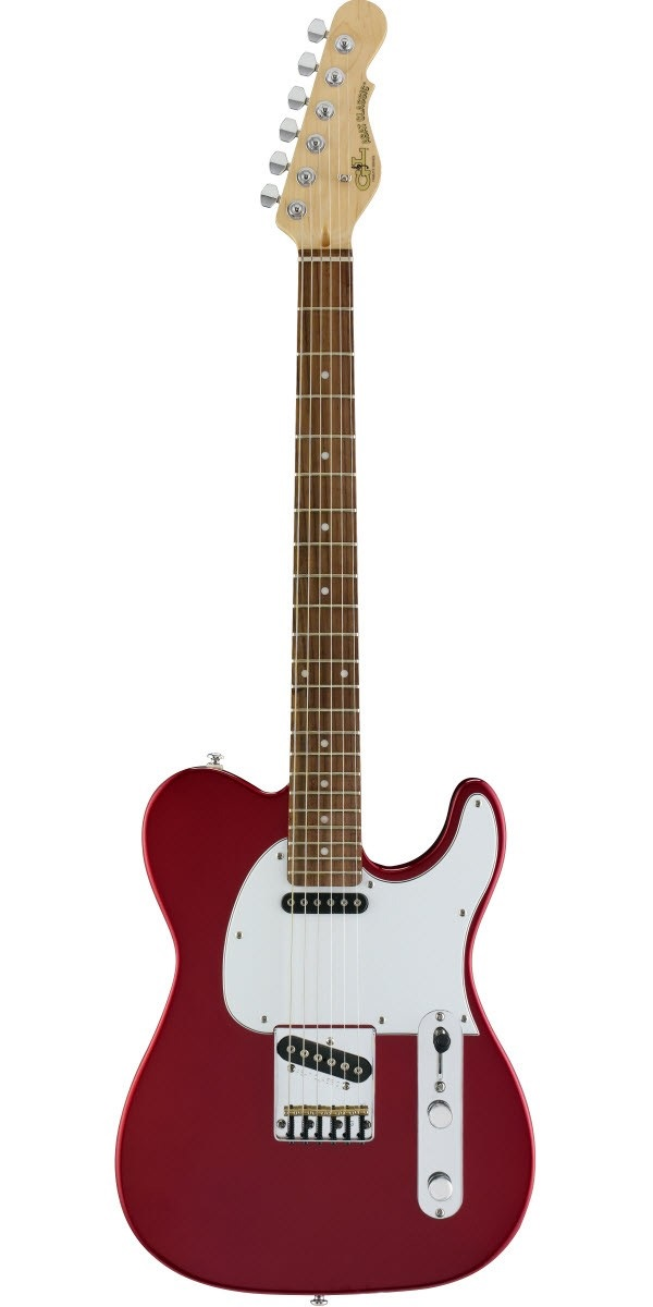 G&L Tribute Series - ASAT Classic - Candy Apple Red