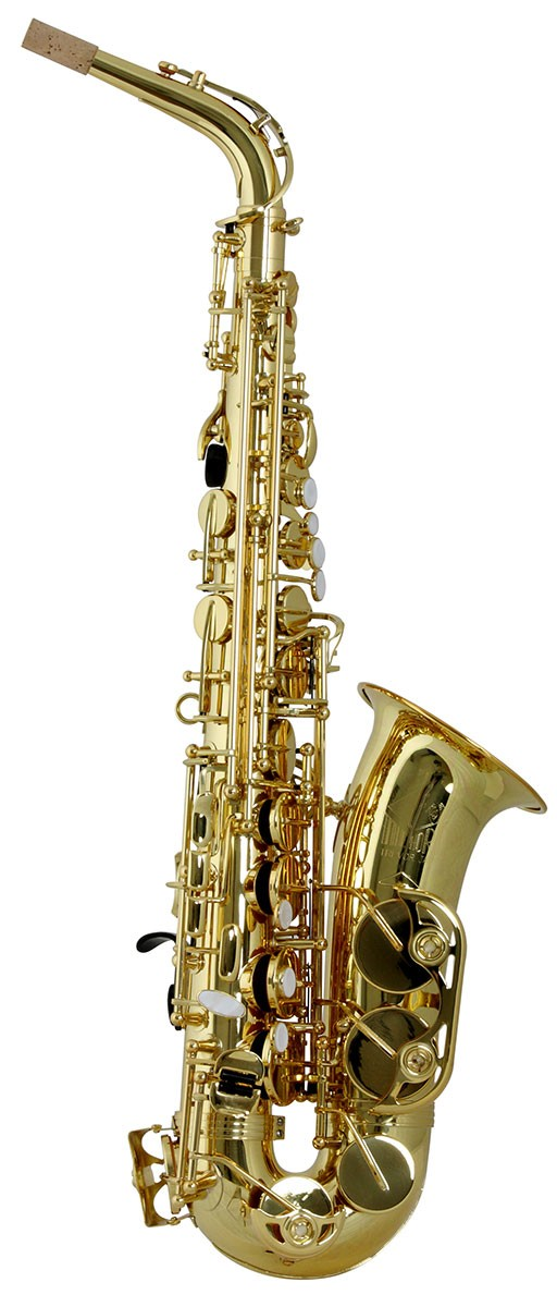 Trevor James Classic II Alto Saxophone Gold Lacquer
