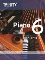 Trinity Piano Examination 2015-17 Grade 6