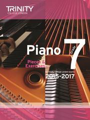 Trinity Piano Examination 2015-17 Grade 7 book