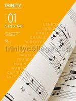 Trinity Singing Grade 1 2018