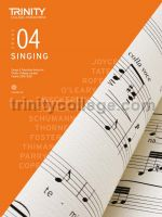 Trinity Singing Grade 4 2018
