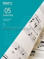 Trinity Singing Grade 5 2018