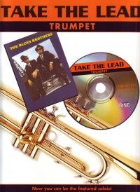 Take the Lead The Blues Brothers for Trumpet Book & CD