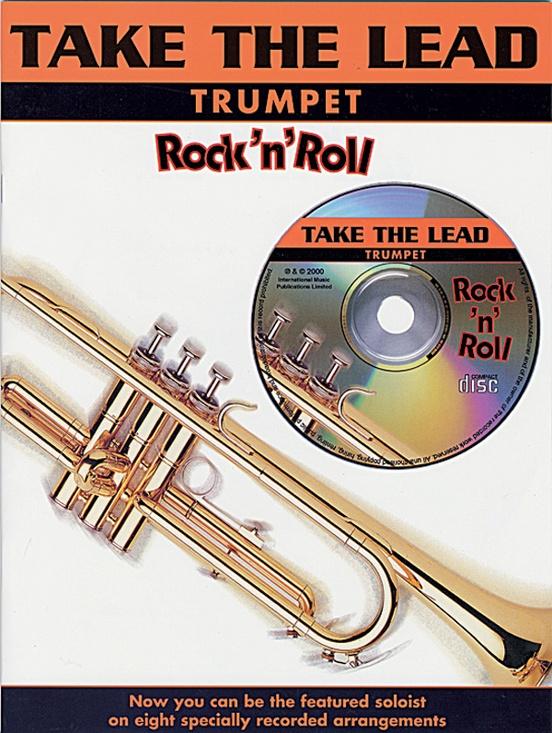 Take the lead Rock'n'Roll Trumpet Book & CD