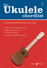 Ukulele Chordlist - chords grouped by key