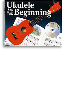 Ukulele from the beginning Book 1 bk/cd