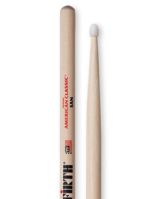 Vic Firth American Classic Hickory Drum sticks nylon tip 5A