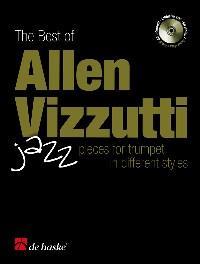Allen Vizzutti best of  - Jazz pieces for Trumpet Book & CD