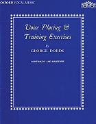 Voice Placing and Training Exercises Dodds Cont/bari