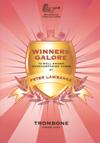 Winners Galore Trombone bass clef book only