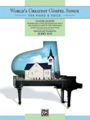 World's Greatest Gospel songs Piano Vocal arr. Jerry Ray