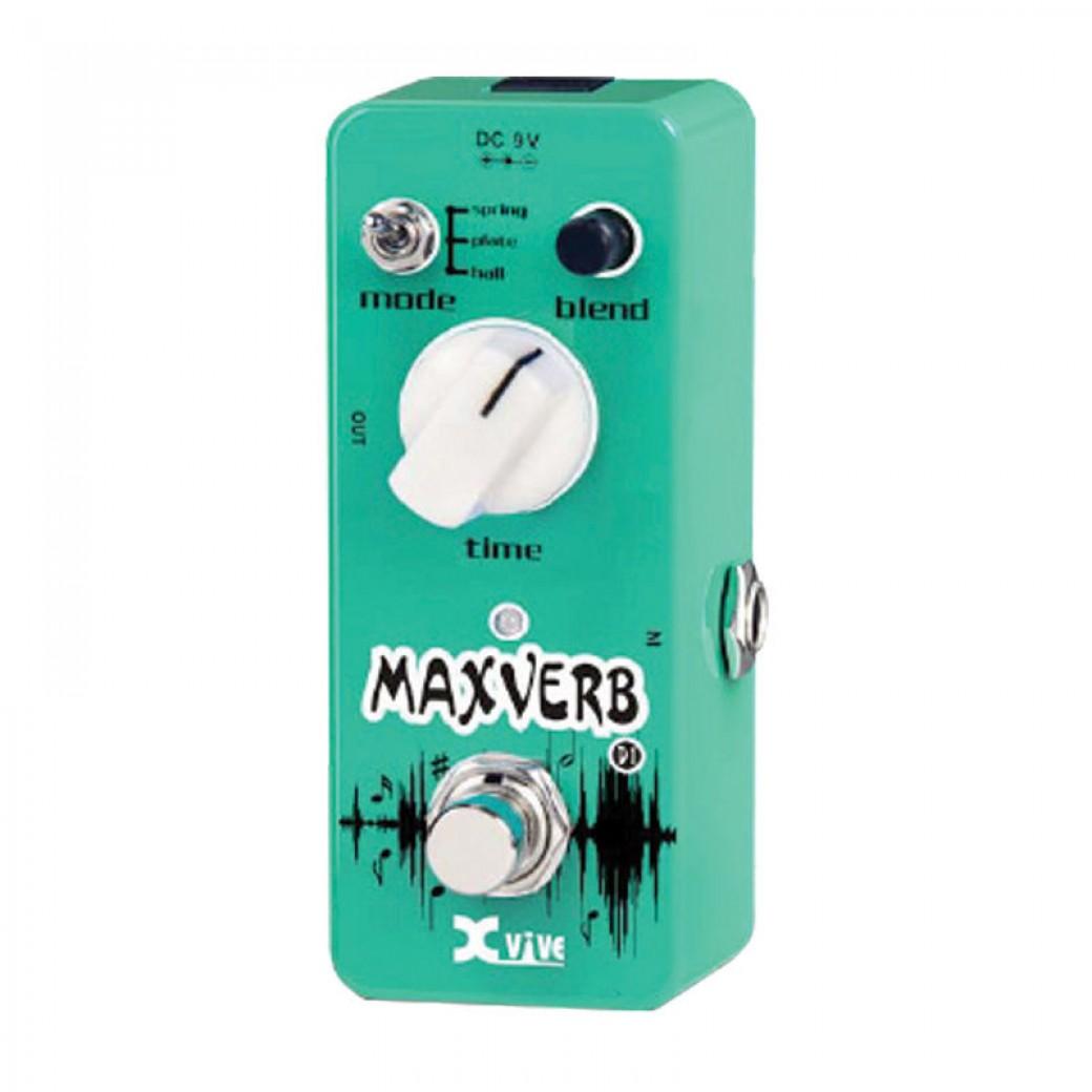 XVIVE Maxverb Digital Reverb Pedal