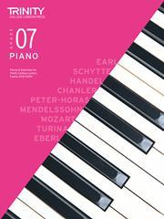 Trinity Piano Exam 2018-2020 Grade 7 Book