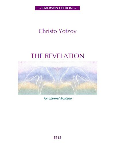 Yotzov Revelation for Clarinet & Piano