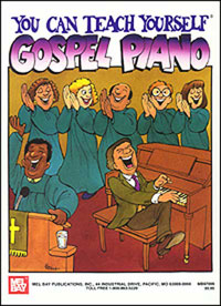 You can teach yourself Gospel Piano :: Clevedon Music Shop