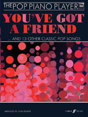 You've Got a Friend - Pop Piano Player