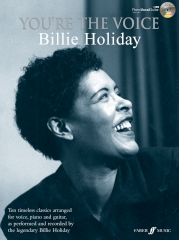 You're the Voice - Billie Holiday Book & CD